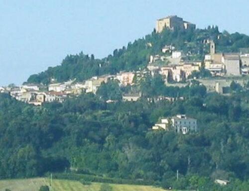 Vino Bertinoro balcone della Romagna è città del vino